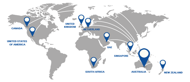Map UK - ABOUT US